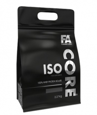 FA NUTRITION CORE ISO - 100% Whey Protein ***