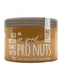FA NUTRITION Pro Nuts / Peanut Butter + Whey Protein ***