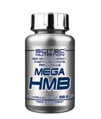 SCITEC Mega HMB 90 Caps.
