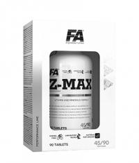 FA NUTRITION Z-Max / ZMA / 90 Tabs