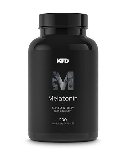 KFD Melatonin / 200 Caps
