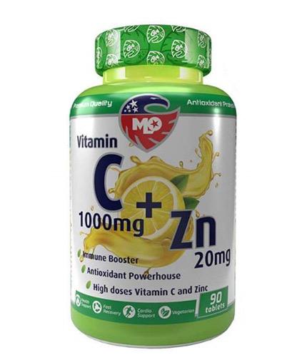 MLO Vitamin C + Zn / 90 Tabs