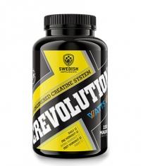 SWEDISH SUPLEMENTS Crevolution Magnum / Watt's Up / 150 Caps