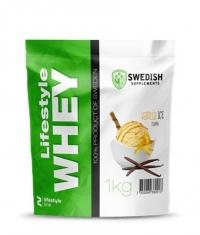 SWEDISH SUPLEMENTS Lifestyle Whey