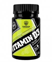 SWEDISH SUPPLEMENTS Vitamin D3 4000 IU / 90 Tabs