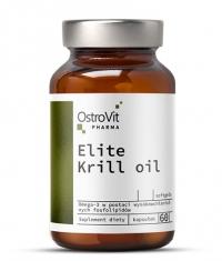 OSTROVIT PHARMA Elite Krill Oil 1000mg / 30 Caps
