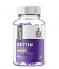 OSTROVIT PHARMA Biotin 2500 mcg / Vege / 90 Caps