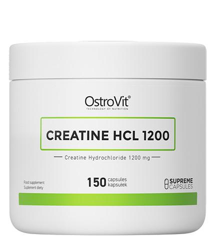 OSTROVIT PHARMA Creatine *** 1200 / Creatine Hydrochloride / 150 Caps