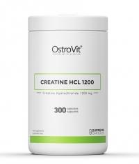 OSTROVIT PHARMA Creatine *** 1200 / Creatine Hydrochloride / 300 Caps