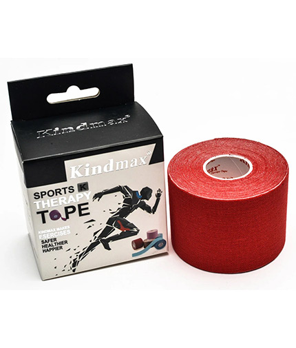 KINDMAX HEALTHCARE Kinesio Tape / Red