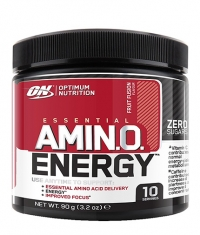 OPTIMUM NUTRITION Amino Energy TRIAL SIZE - 10 serv. / 90 gr.