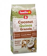 FAMILIA Coconut Quinoa Granola