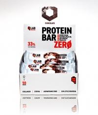 LAB NUTRITION Protein Bar Zero / 12 x 50 g