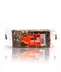 LAB NUTRITION Flap Jack XL Oat Bar with Glaze / 100 g