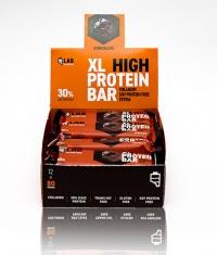 LAB NUTRITION XL High Protein Bar / 12 x 80 g