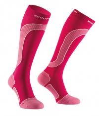 ZEROPOINT Merino Socks / Pink