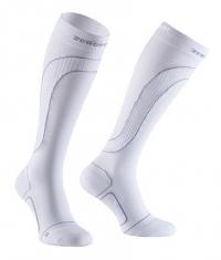 ZEROPOINT Merino Socks / White