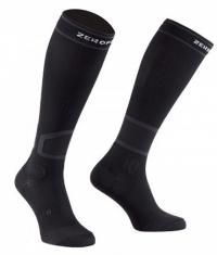 ZEROPOINT Intense Socks / Black Black