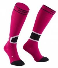 ZEROPOINT Intense Socks / Cerise