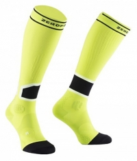 ZEROPOINT Intense Socks / Chartreuse