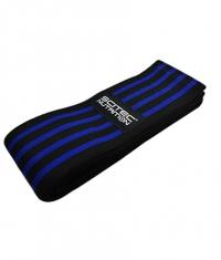 SCITEC Knee Support Bandage / Blue