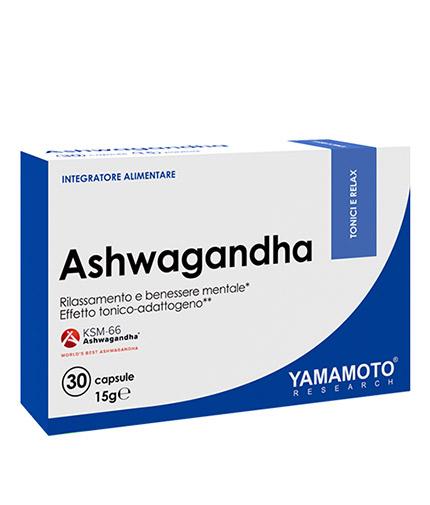 YAMAMOTO Ashwagandha / 30 Caps