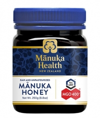 MANUKA HEALTH MGO™ 400+ Manuka Honey