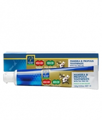MANUKA HEALTH Propolis & MGO™400 Manuka Toothpaste with Tea Tree Oil