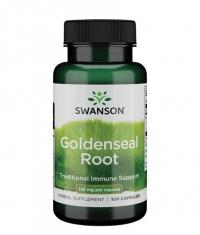 SWANSON Goldenseal Root 125 mg / 100 Caps