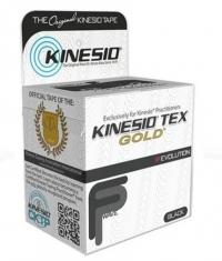 KINESIO TEX GOLD Therapeutic Tape 5cm x 5m / Black