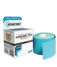 KINESIO TEX GOLD Therapeutic Tape 5cm x 5m / Blue