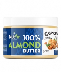 OSTROVIT PHARMA 100% Almond Butter Crunchy