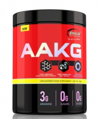 GENIUS NUTRITION AAKG / 66 Servings
