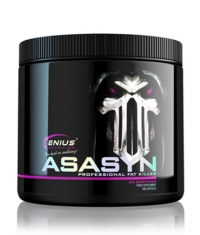 GENIUS NUTRITION ASASYN / 180 Caps