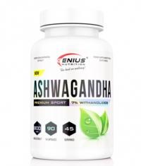 GENIUS NUTRITION ASHWAGANDA / 90 Caps