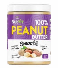 OSTROVIT PHARMA 100% Peanut Butter Smooth