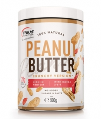 GENIUS NUTRITION Fitness Peanut Butter