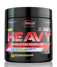 GENIUS NUTRITION HEAVY / 180 Caps