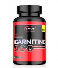 GENIUS NUTRITION iCARNITINE / 90 Caps