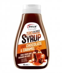 GENIUS NUTRITION SYRUP ZERO CALORIES / 425 ml
