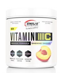 GENIUS NUTRITION VITAMIN C / 200 Chew Candies