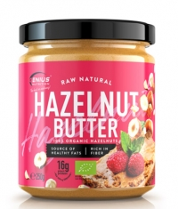 GENIUS NUTRITION Raw Natural Hazelnut Butter