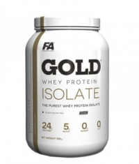 FA NUTRITION Gold Whey ***