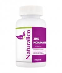 NATURALICO Zinc Picolinate 50 mg / 60 Tabs