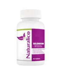 NATURALICO Selenium 200 mcg / 60 Tabs
