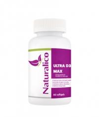NATURALICO Ultra D-3 Max 10 000 IU / 60 Softgels