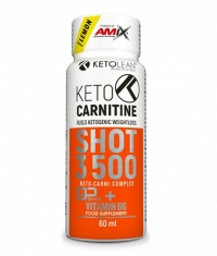 AMIX KetoLean® Keto Carnitine Shot 3500 / 60 ml