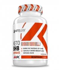 AMIX KetoLean® Keto BHB capsules / 60 Caps