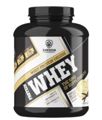 SWEDISH SUPLEMENTS Whey Protein Deluxe