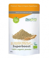 BIOTONA SUPERBOOST Mix of superfoods for energy